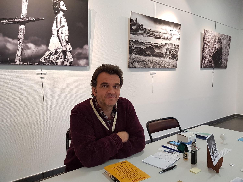 Rencontre avec le photographe Pierre Gable à Digne