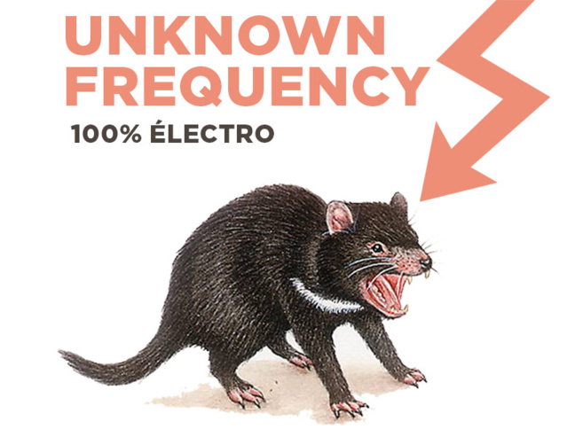 Unknown Frequency #3 du 24 février 2018