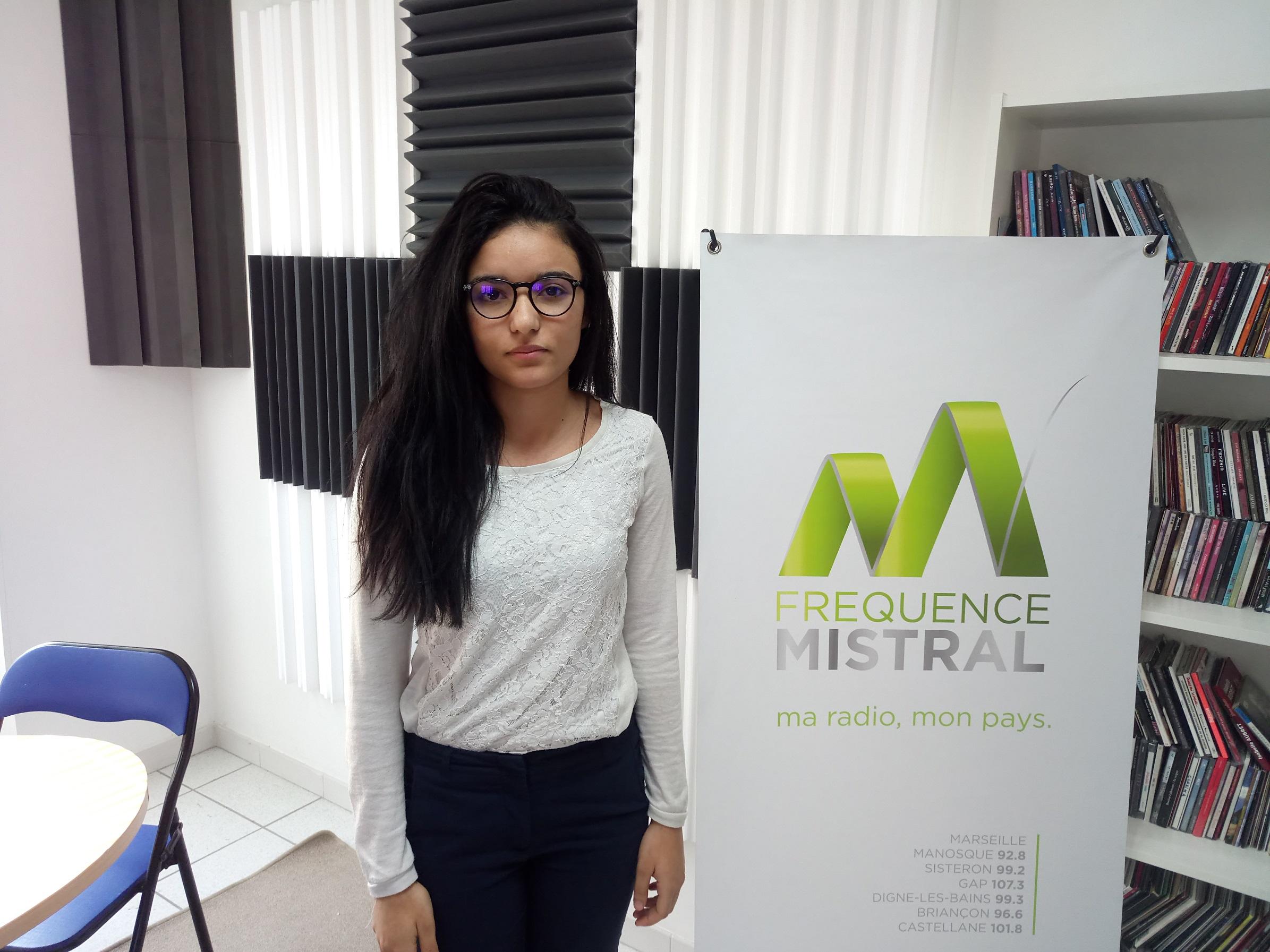 Prescillia Amani: l'éloquence pour défendre l'insupportable!