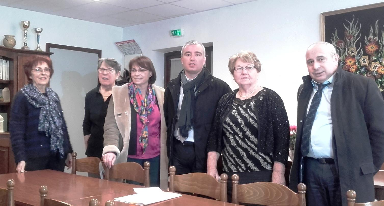 Colette Vincent, bénévole depuis 60 ans , à l'honneur à Castellane le 8 mars