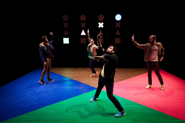 « Rock'n Chair » va faire danser les spectateurs du Théâtre Durance les mardi 13 et mercredi 14 mars !