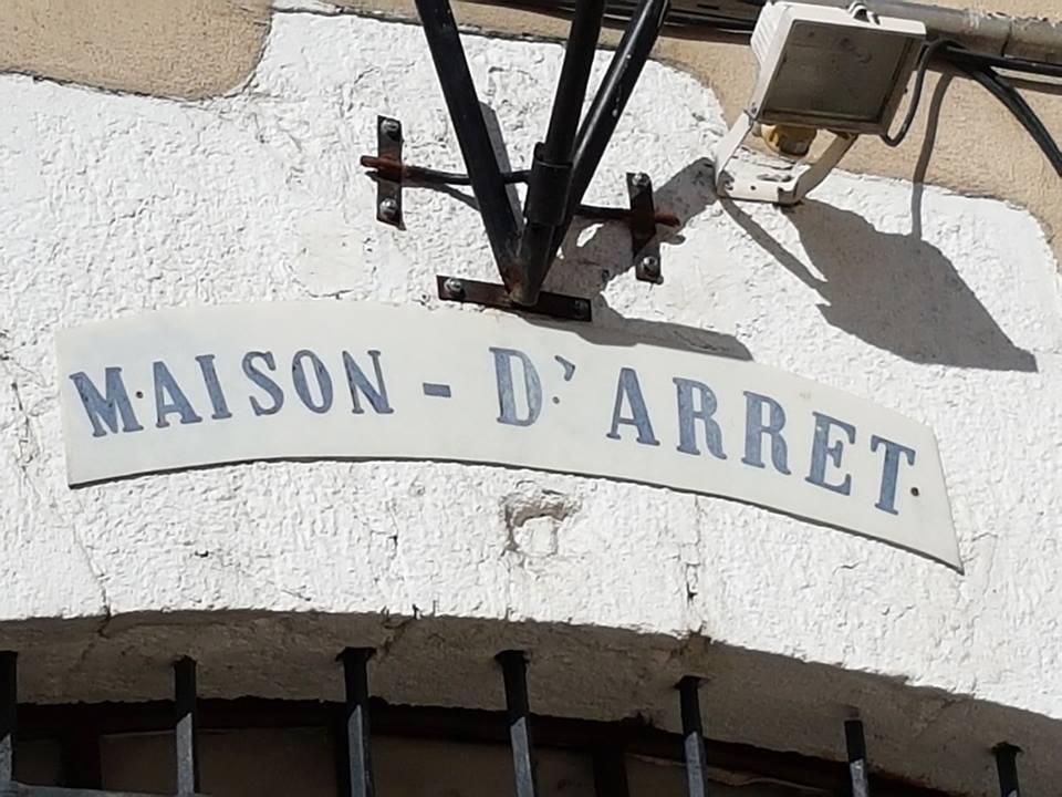 Le milieu carcéral - Maison d'arrêt de Gap et Digne