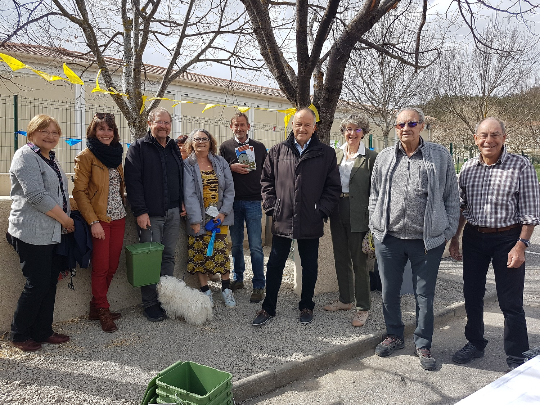 Un quartier dignois va composter ses bio-déchets