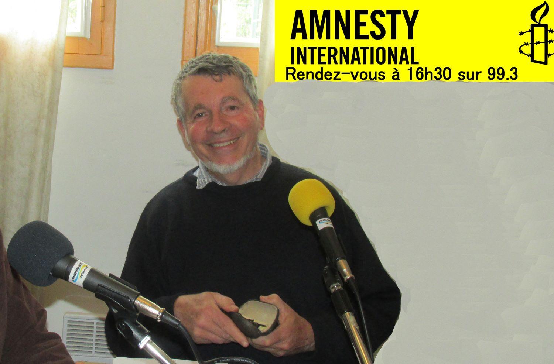 Pour la Dignité d'Amnesty International -  Emission mensuelle sur les Droits humains avec Amnesty International