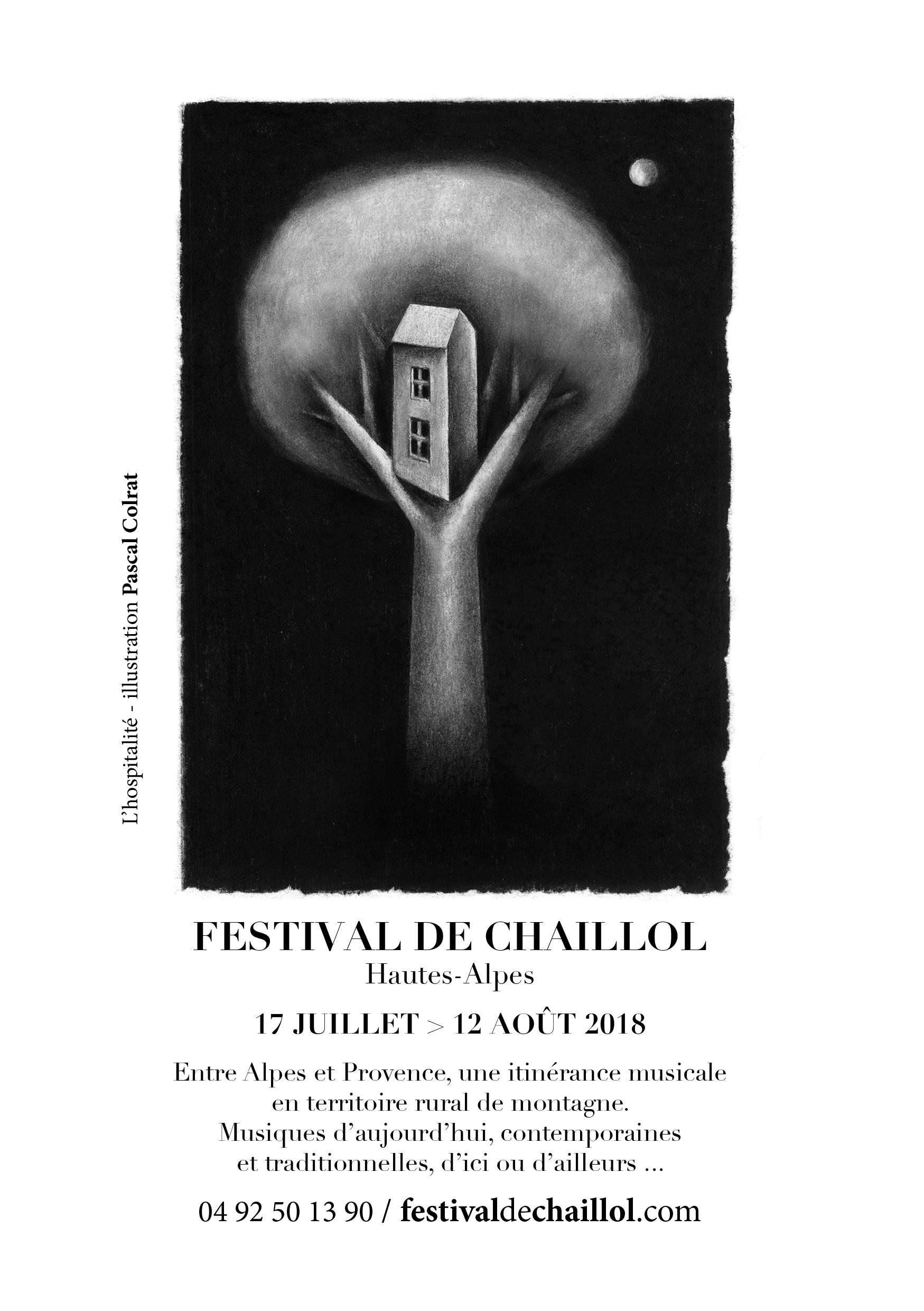 Festival de Chaillol 22ème édition - Michaël Dian