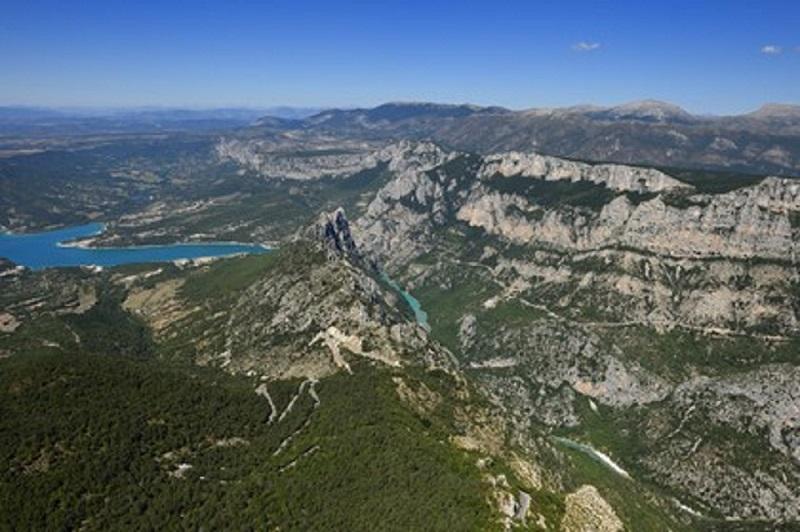 Campagne de prévention des risques sur le territoire des Lacs et Gorges du Verdon - été 2018