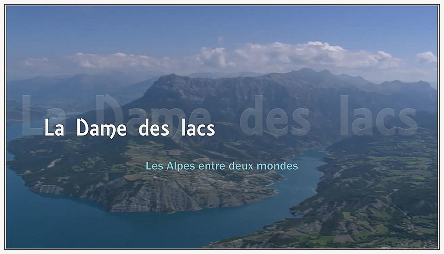 Le projet WATER STORIES la dame des lacs