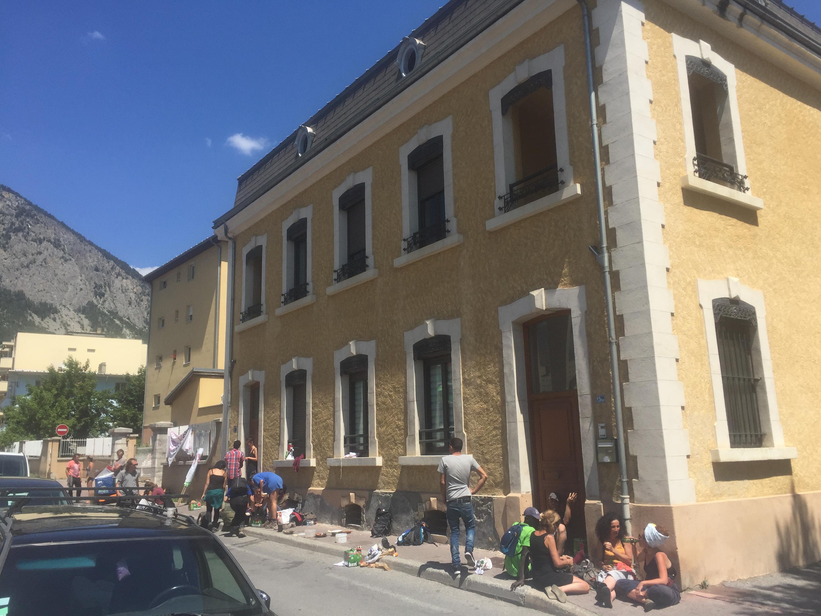 Des pro-migrants en garde à vue hier à Briançon