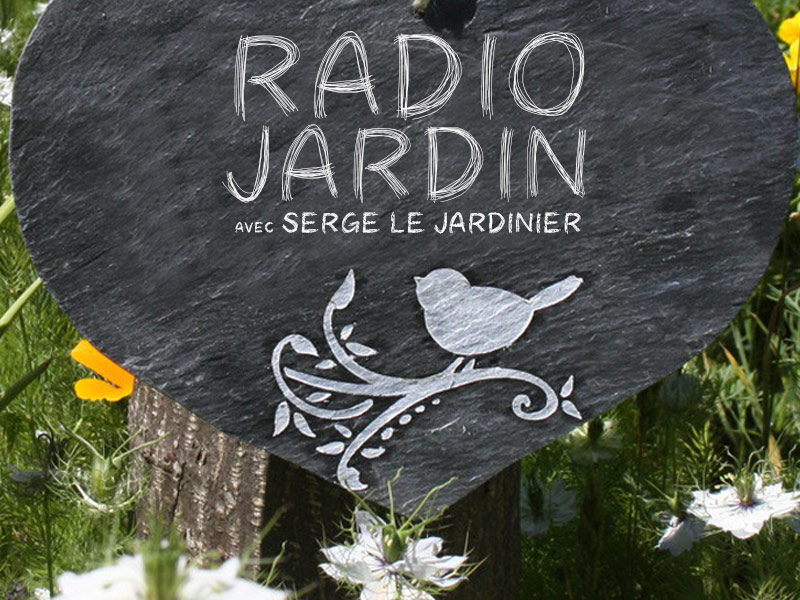 Radio Jardin du 4 Septembre 2018