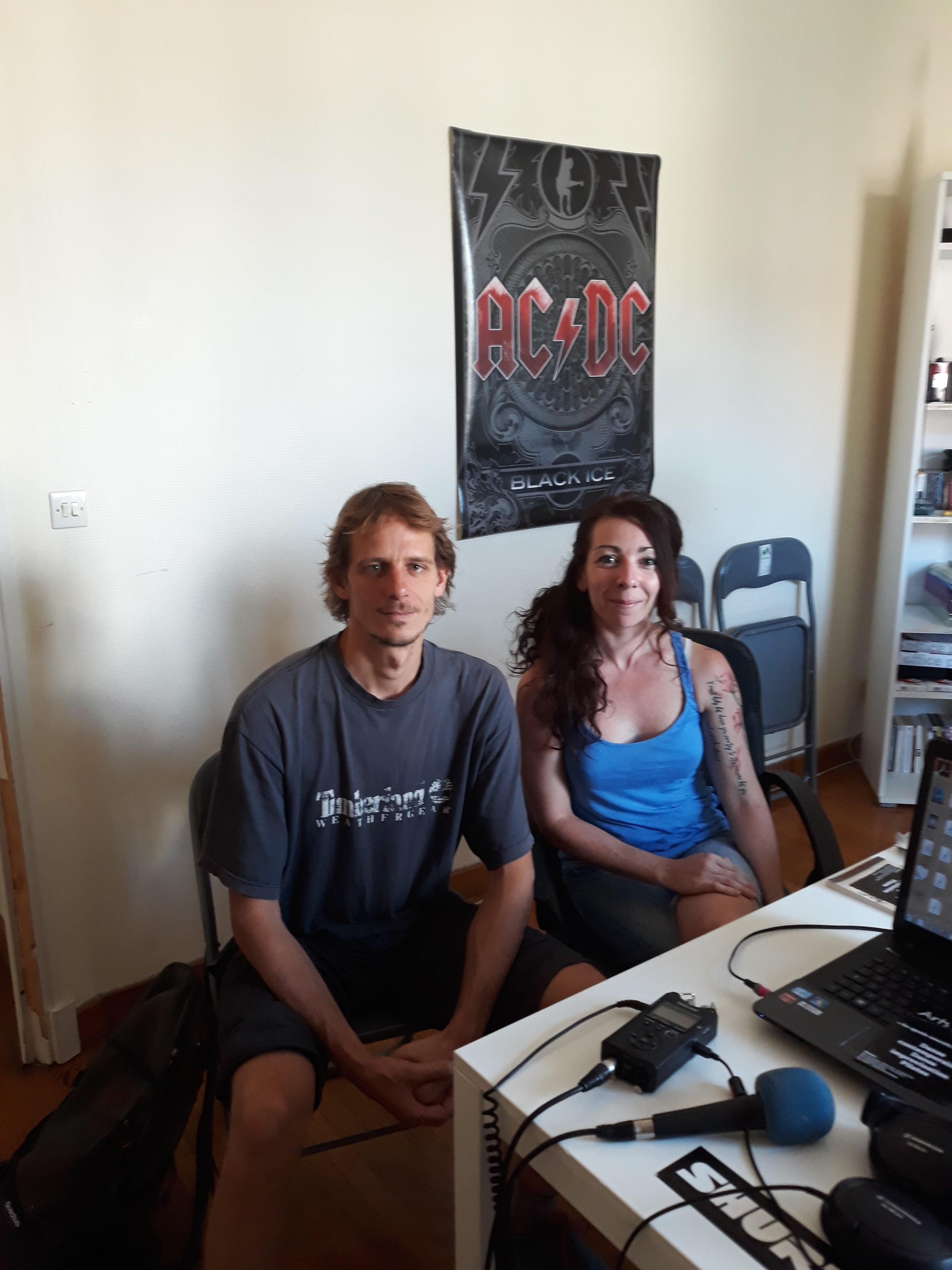 Lily et Thomas proposent des cours de danse à Gap
