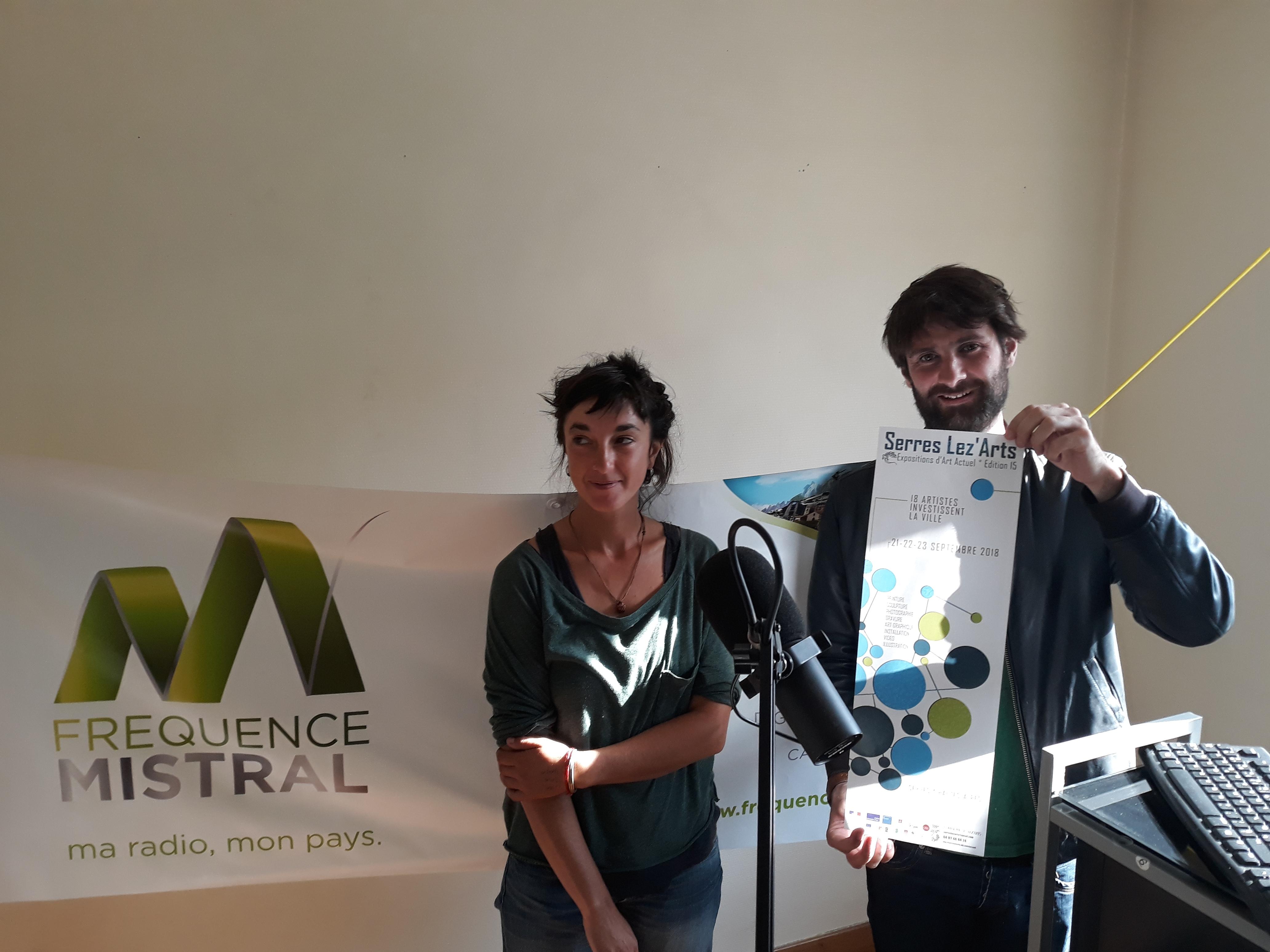 Festival Serres Lez' Arts 2018