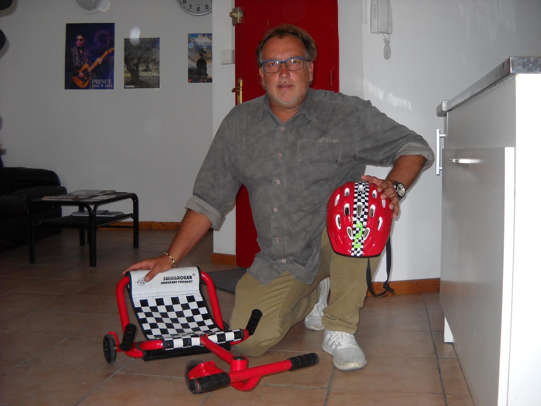 A Sisteron, le ''Swing Roller'' a plus d'un tour dans son sac !