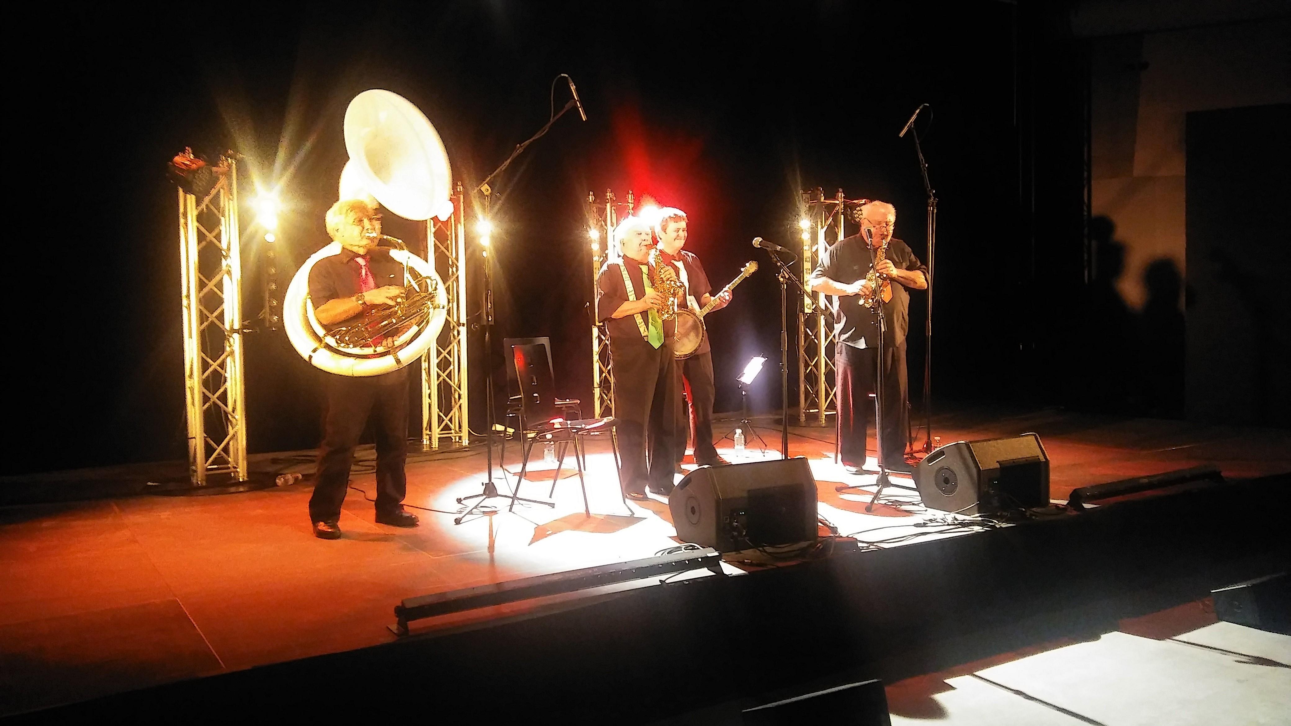 Jazz festif à Gréoux-les-Bains !