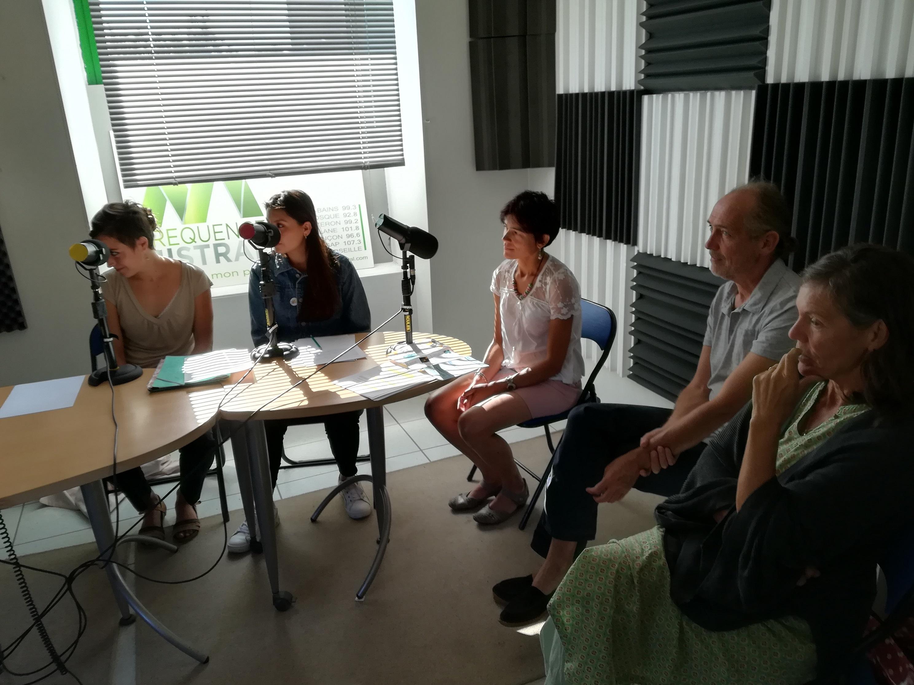 Les Correspondances 2018 : émission du 27 septembre