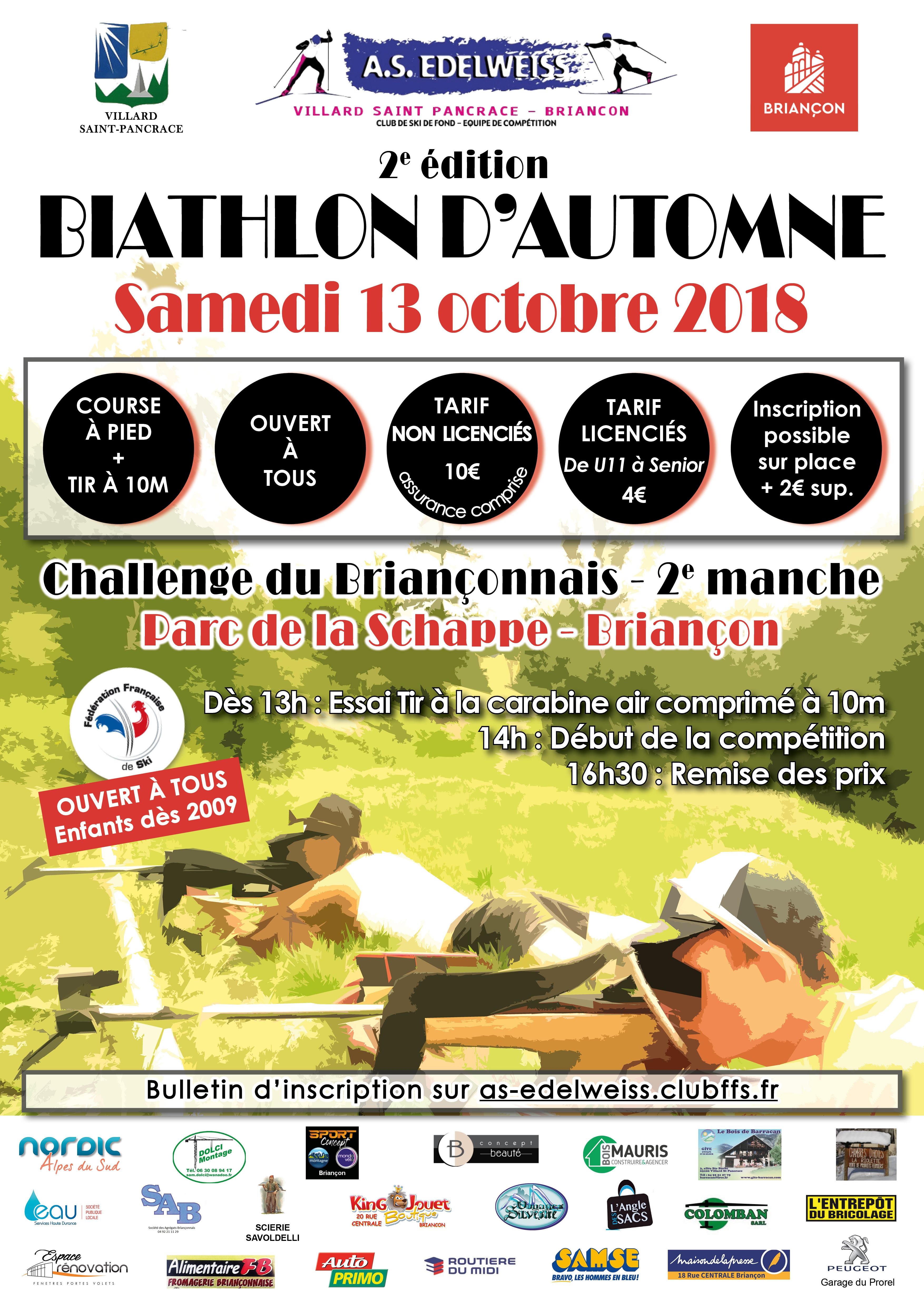 Club de biathlon, l'edelweiss fête ses 70 ans