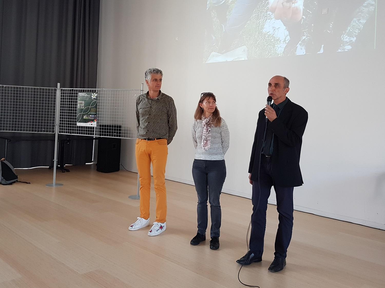 L'aventure Erasmus se poursuit par une exposition à Digne