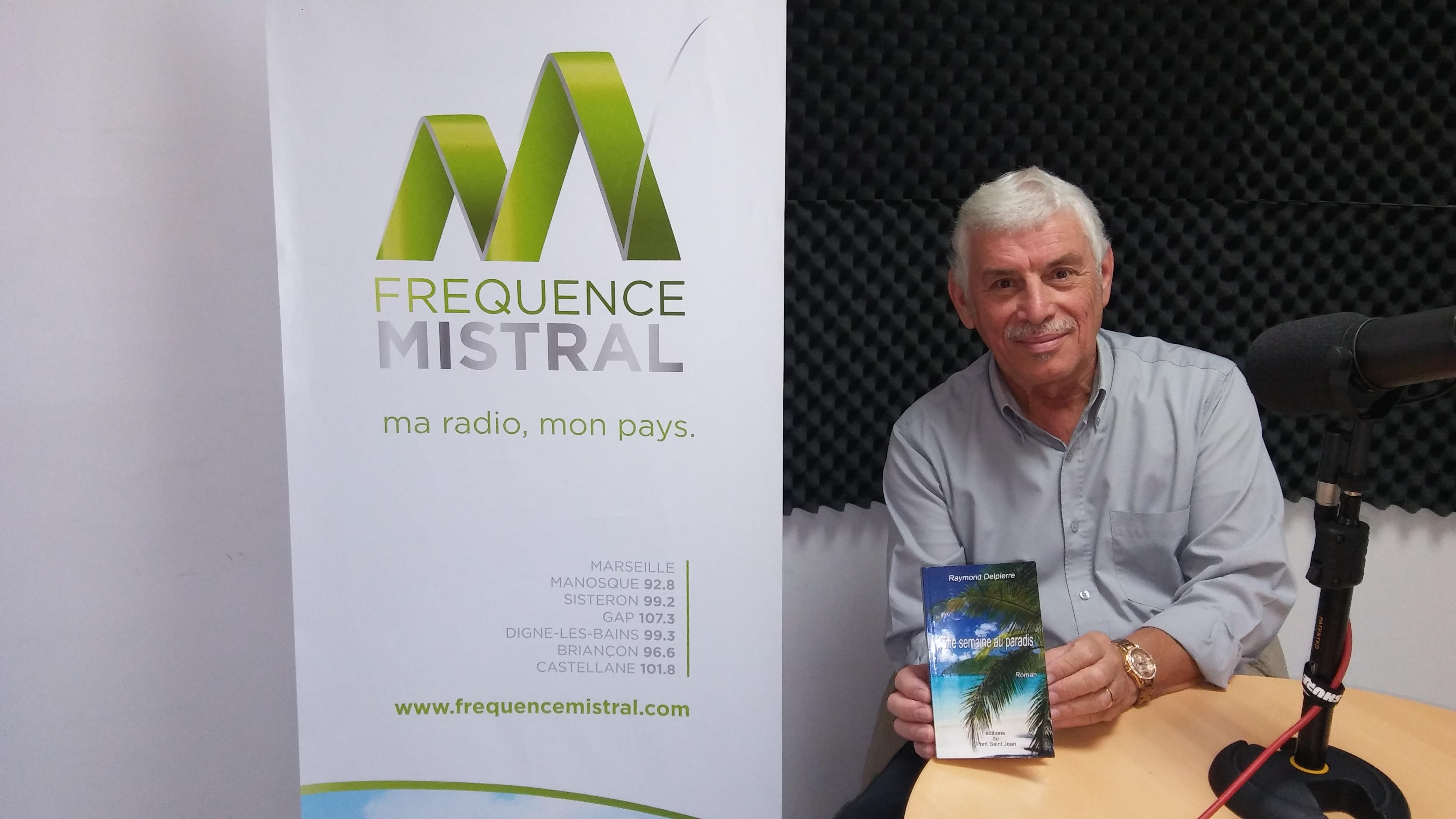 Dans son dernier livre Raymond Delpierre nous propose «Une semaine au paradis»