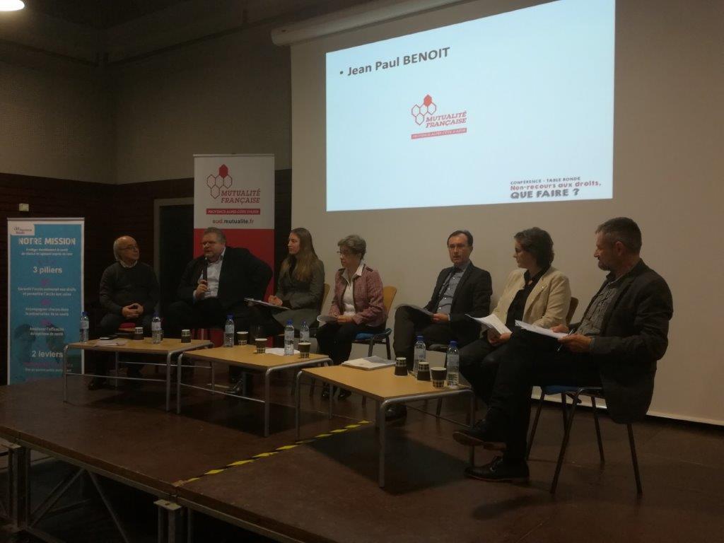 Le non recours au cœur des réflexions et actions de la Mutualité Française