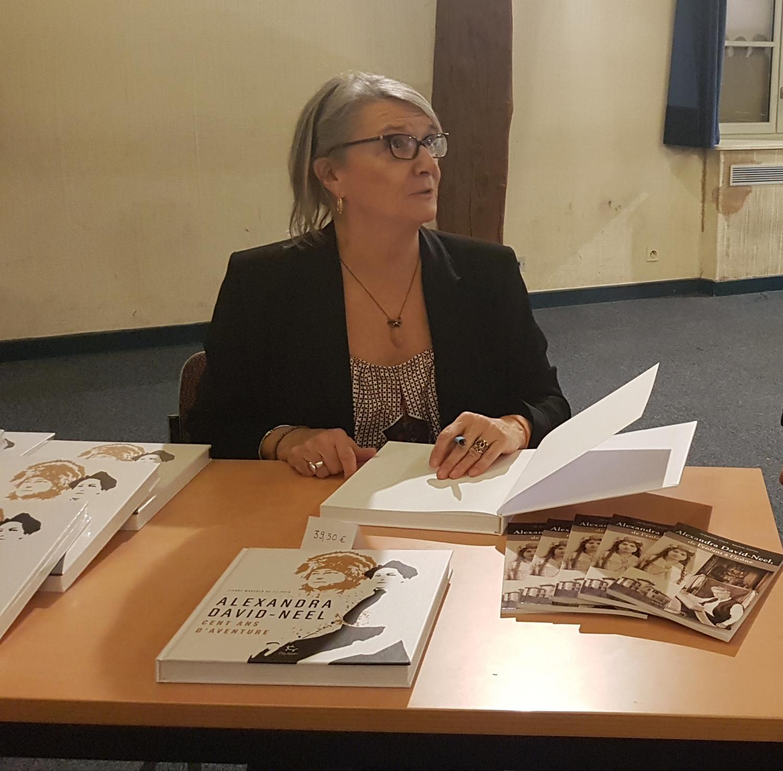 Jeanne Mascolo de Filippis est fascinée par Alexandra David-Néel