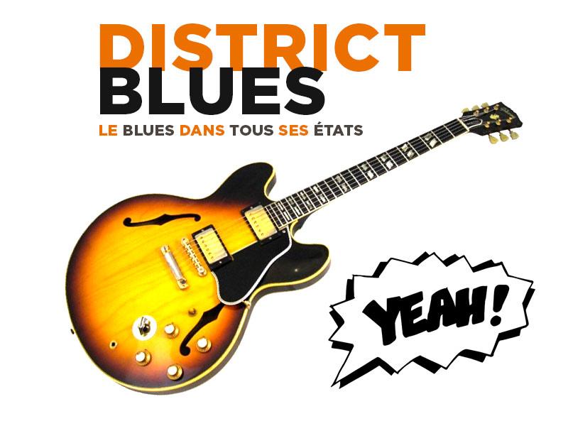 District blues du 25 Janvier 2019