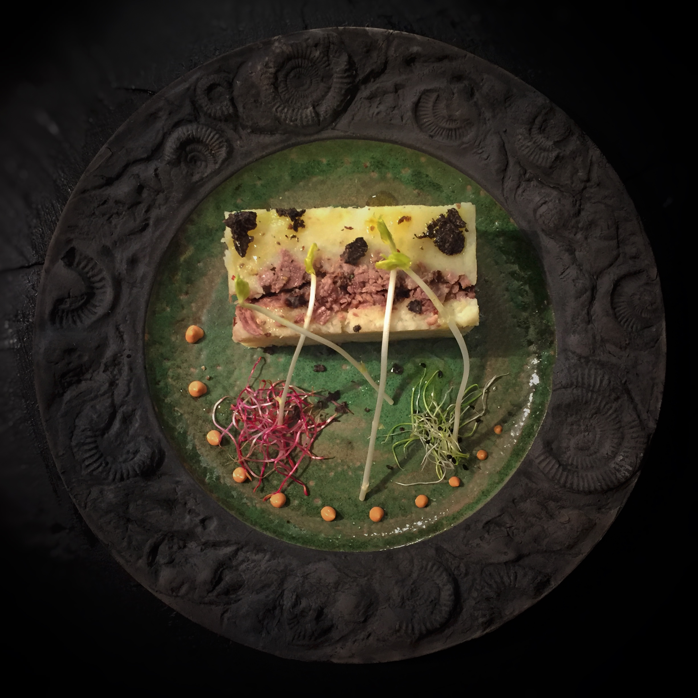 Les recettes du chef cuisinier Frédéric Payan