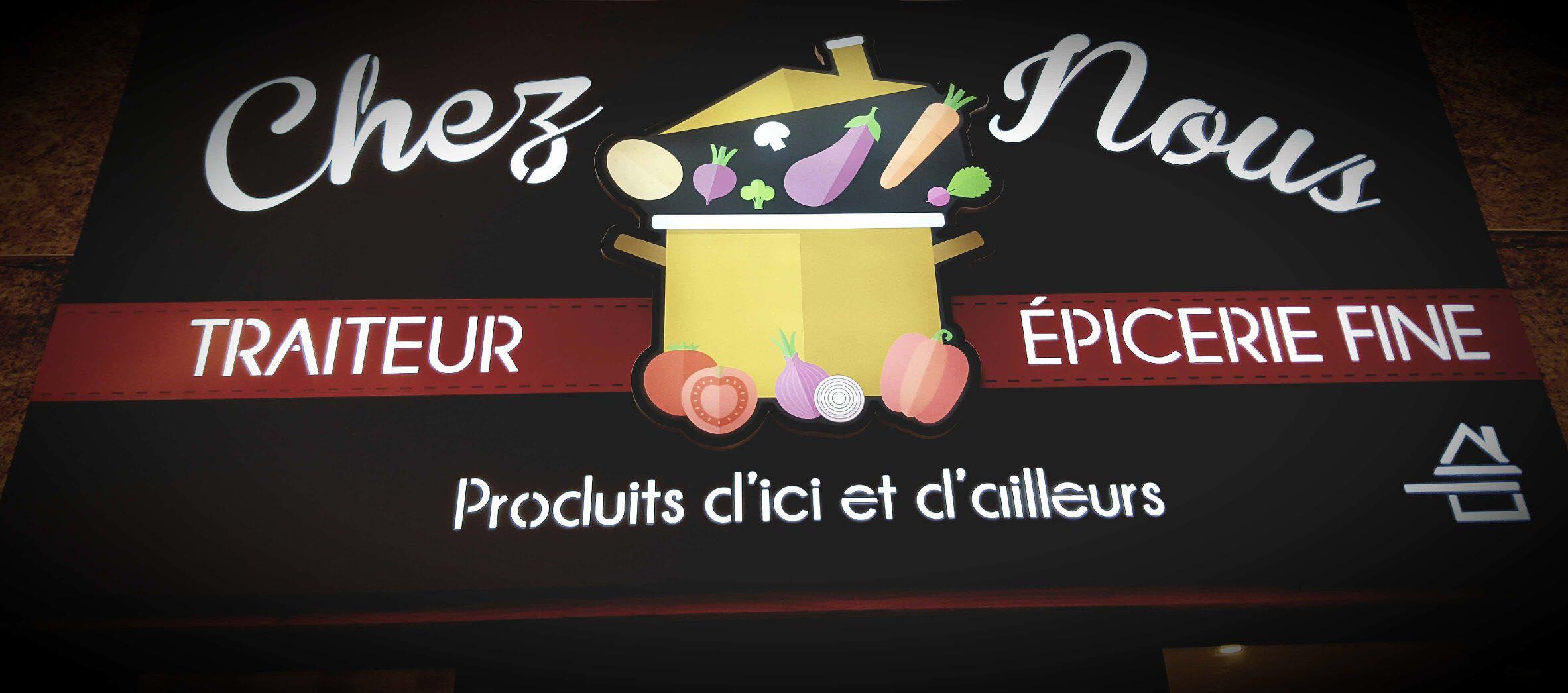 « Chez nous » à Briançon, des produits du terroir d'ici et d'ailleurs !