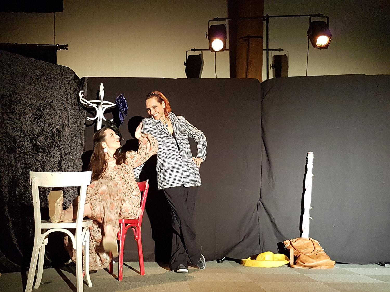 La pièce « Jeux de scène » de Victor Haïm a séduit les dignois.