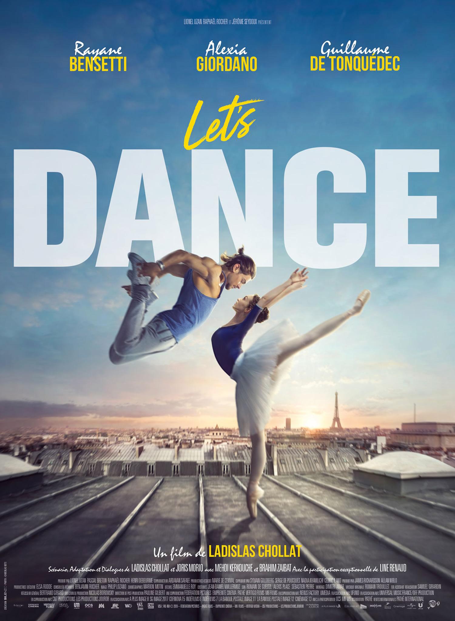 """La critique ciné des lycéens de Paul Arène #5 """"Let's dance"""""""