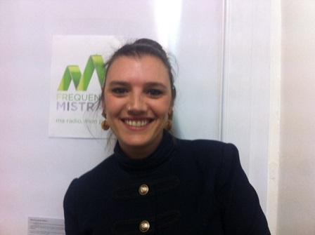 Nathalie Olmi - Musicothérapeute clinicienne