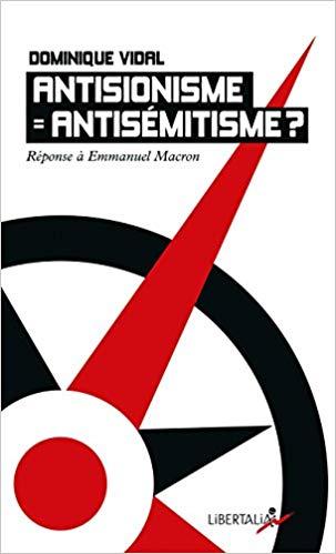 L'antisionisme est-il de l'antisémitisme ?