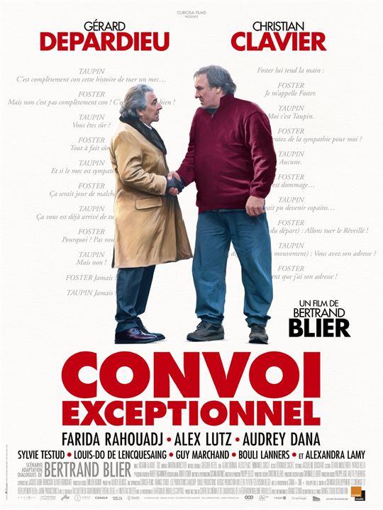 """La critique ciné des lycéens de Paul Arène #6 """"Convoi exceptionnel"""""""