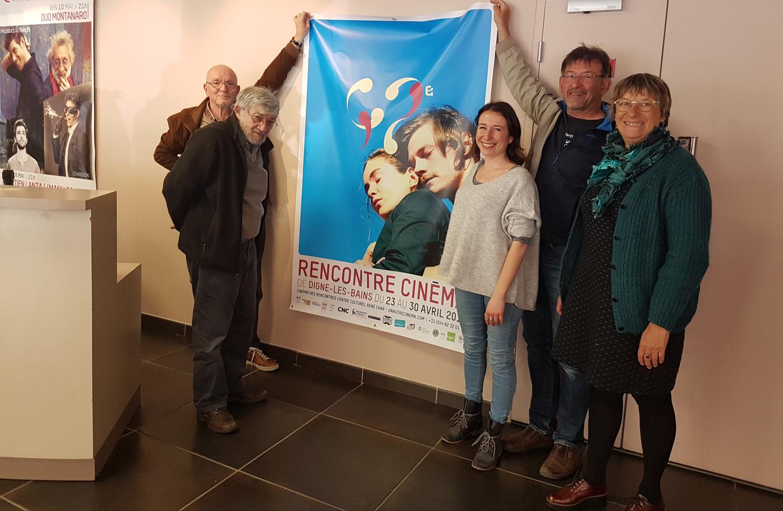 47ème Rencontre cinématographique à Digne du mardi 23 au mardi 30 avril 2019