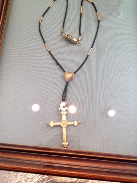 La croix briançonnaise : emblème historique
