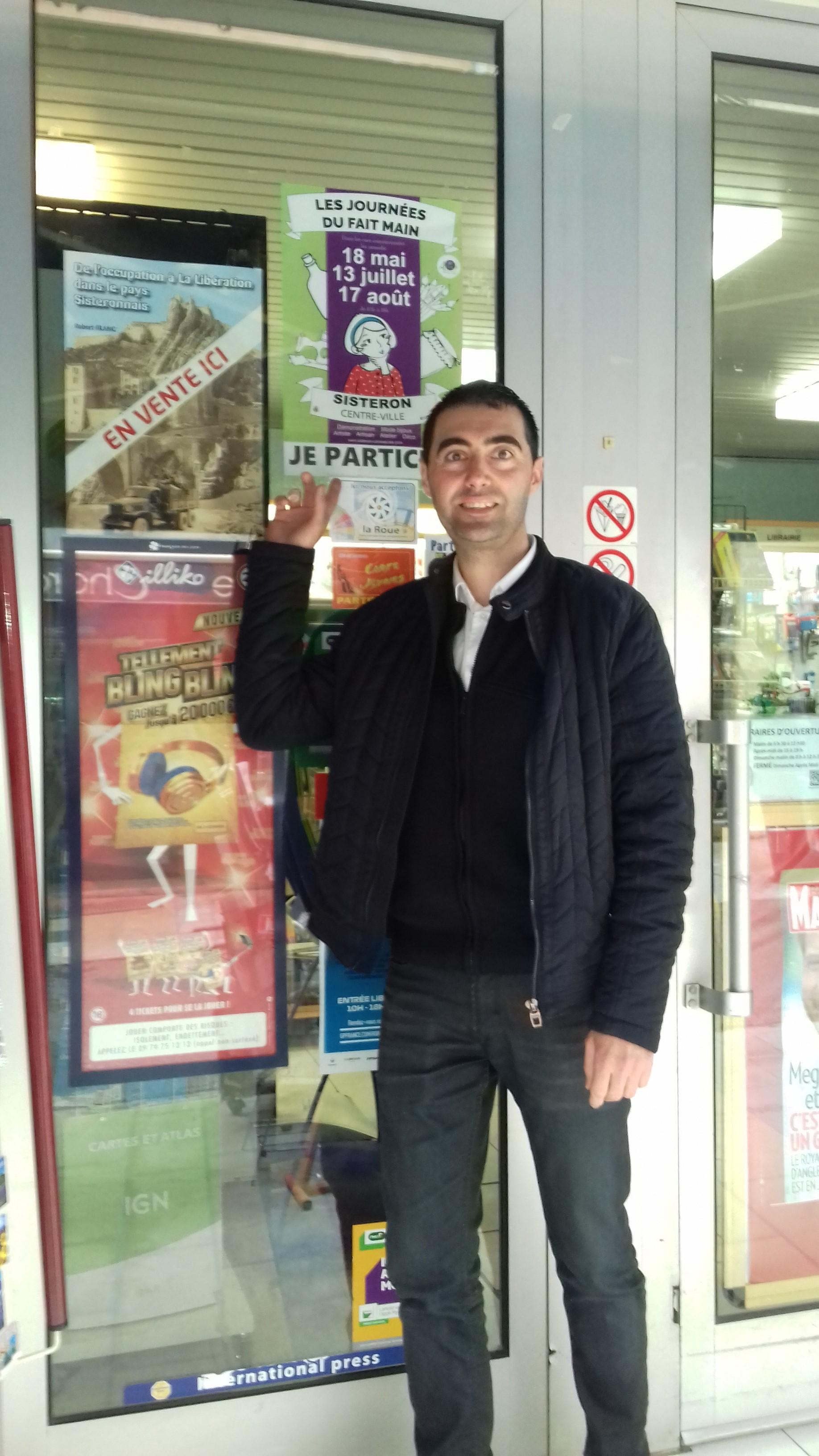Fête des mères et fête des pères, pas sans les commerçants à Sisteron