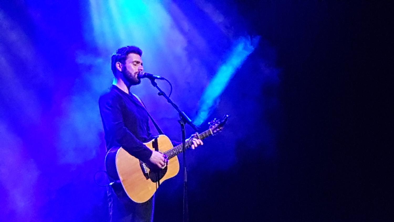 Bastien Lanza en concert dans sa ville
