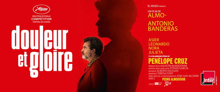 """La Pelicula #1 Critique ciné sur le film """"Douleur et gloire"""""""