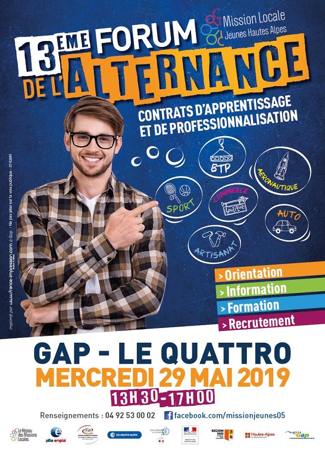 Gap a célébré les bienfaits de l'alternance