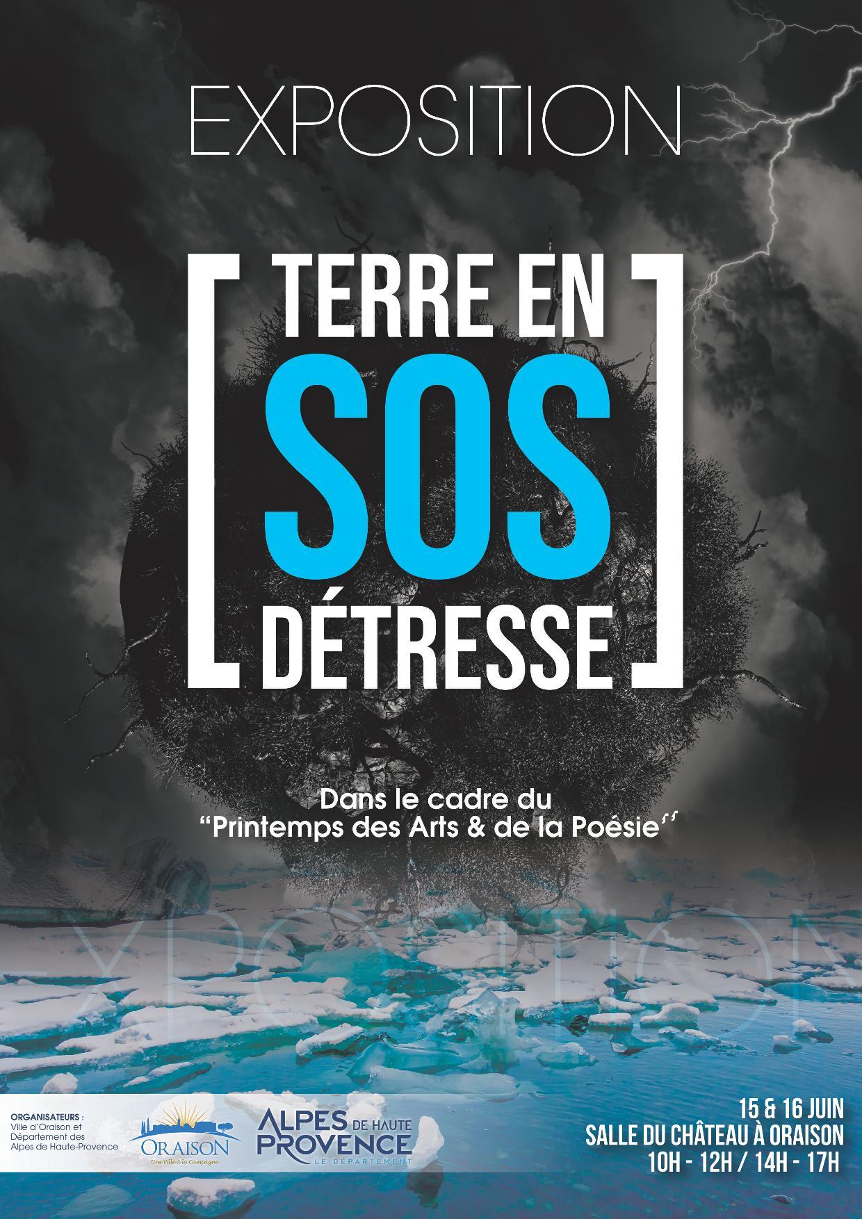 Les jeunes d'Oraison lancent un SOS pour la terre !