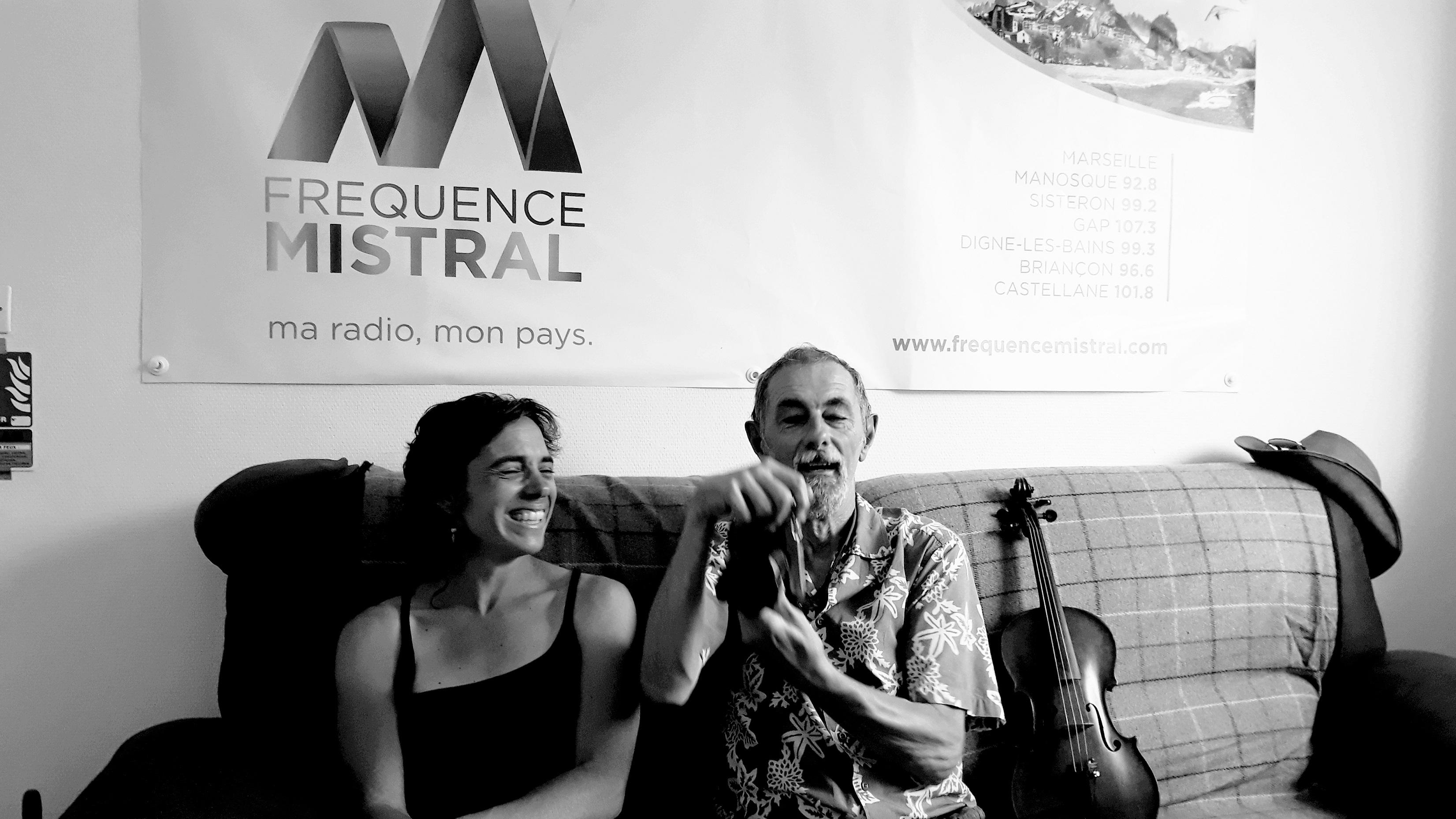 Portrait radio du photographe Jean-Luc Joseph & Camille Didry pour le Festival de l'Alpage