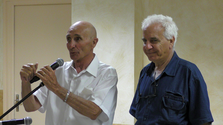Jacques Bec et Jean-Marc Dermesropian