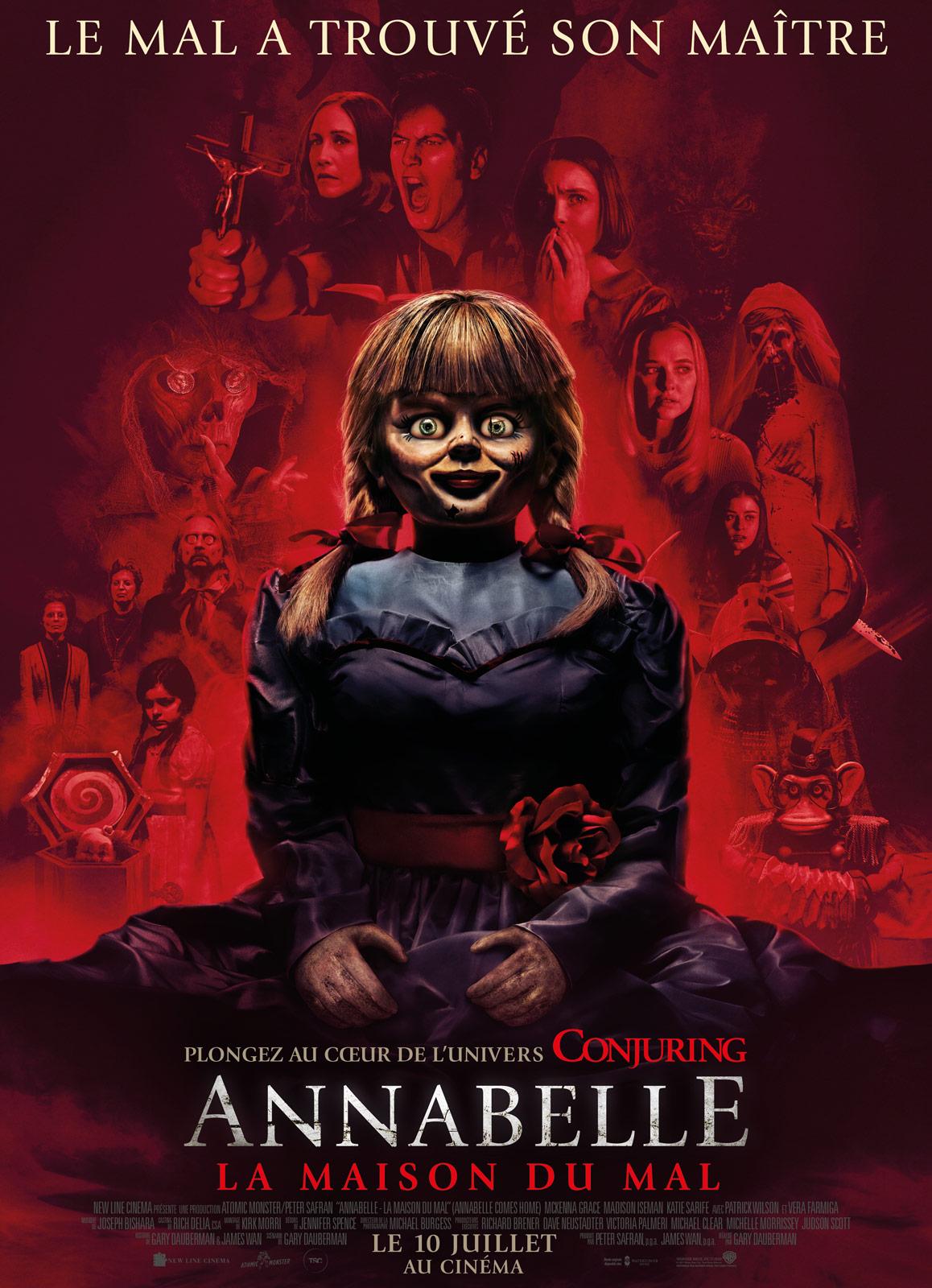 Les Chroniques ciné de Caro - Annabelle 3, Le Roi Lion, Crawl, Le Coup du siècle