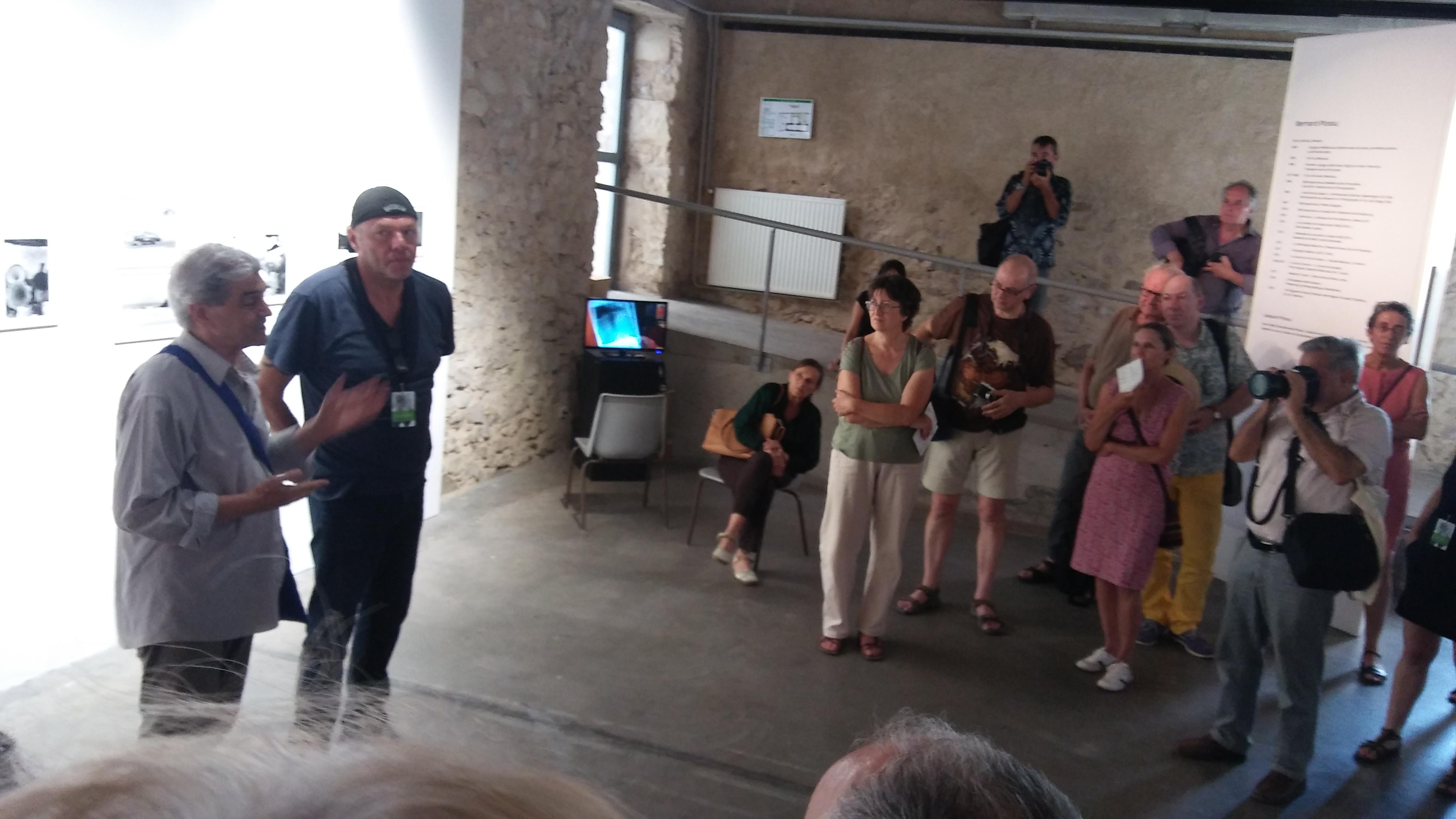 Bernard Plossu expose à Carzou