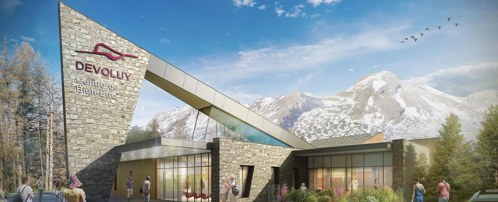 Un nouveau centre de bien-être ouvre ses portes dans le Dévoluy