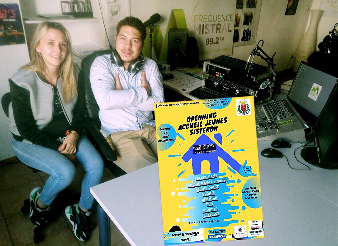 Sisteron : le retour festif de l'accueil jeunes ce samedi