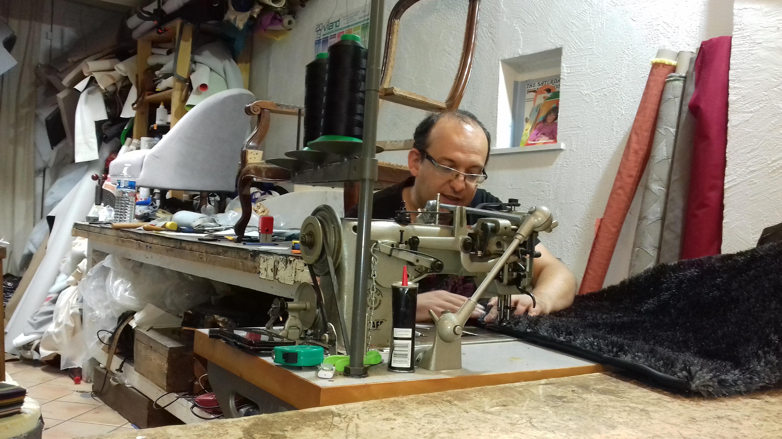La sellerie un métier de tradition à Sisteron !