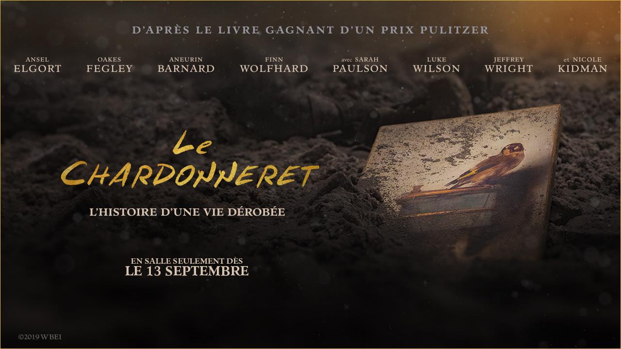Les Chroniques ciné de Caro - Le Chardonneret