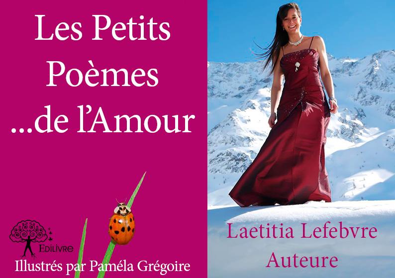 Laetitia Lefebvre, auteure des Hautes-Alpes