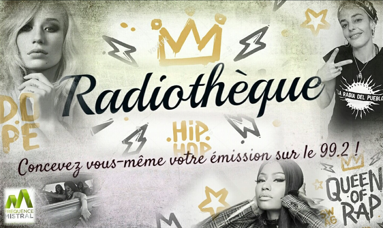 RADIOTHEQUE du 1er octobre : Spécial rap féminin !