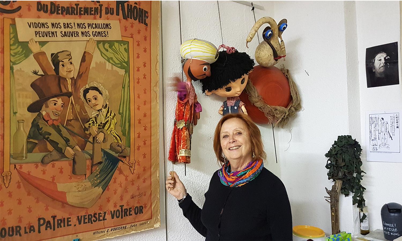 Spectacle de Marionnettes au Théâtre la Fourmi