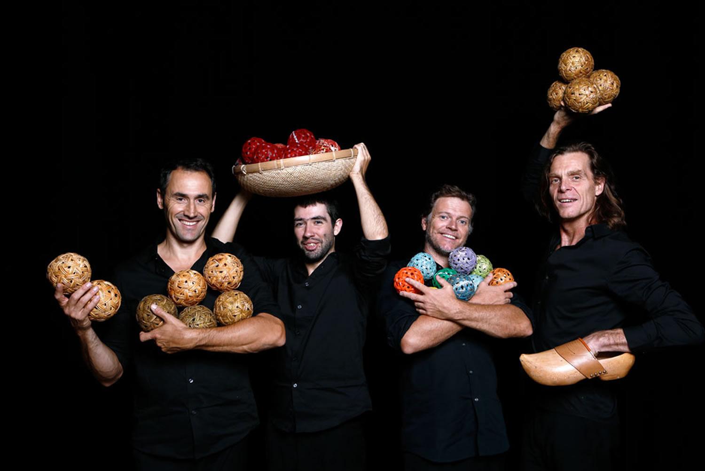 La jonglerie musicale s'invite au Théâtre Durance le mardi 29 octobre !